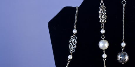 Recycled Jewellery Workshop 2 @ The Waiting Room tickets