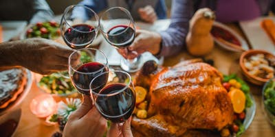 Thanksgiving Wine Tasting