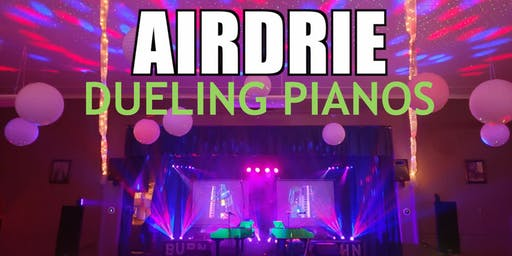 Airdrie Dueling Pianos Extreme- Apple Creek Golf Course