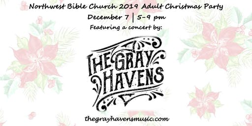 2019 NWBC Adult Christmas Party