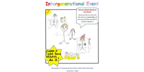 Intergenerational  Brag & Share tickets