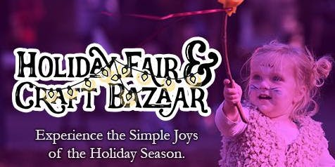The Holiday Fair & Craft Bazaar