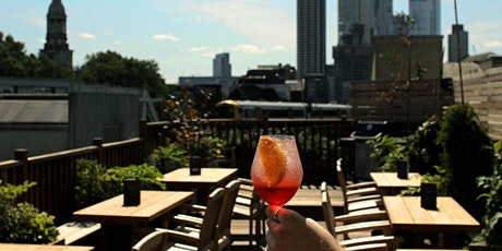 Summer Solstice Rooftop Cocktail Masterclass tickets