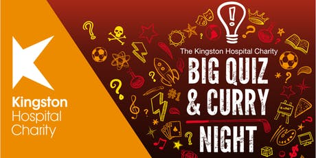 The BIG Quiz & Curry Night tickets