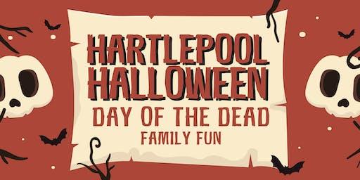 Hartlepool Halloween