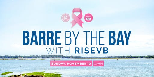 Barre by the Bay with riseVB