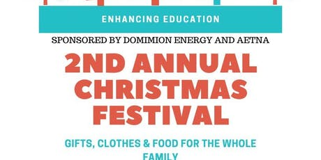 2ND Annual Christmas Festival tickets