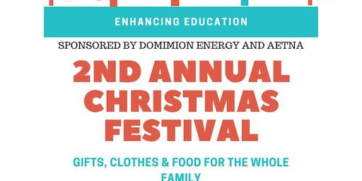 2ND Annual Christmas Festival