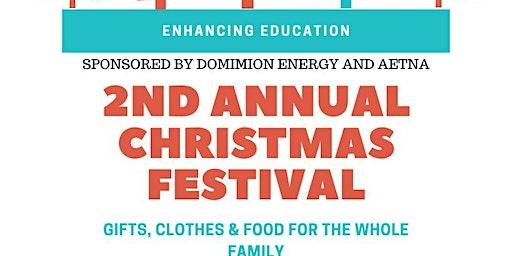 2ND Annual Christmas Festival
