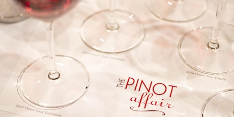 The Pinot Affair Spring tickets