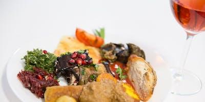 KOCHKURS: Georgische Speisen & Weine für Feinschmecker und Entdecker