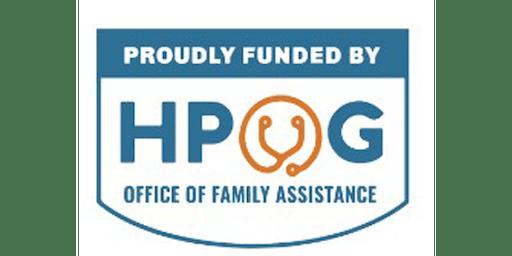 HPOG Information Session Lee College 12/4/2019