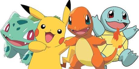 Pokemon December League Challenge tickets