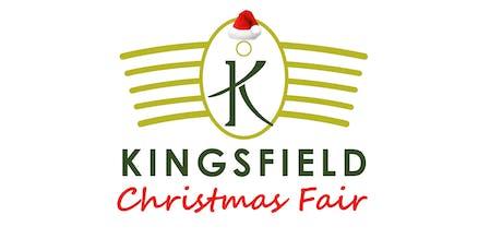Kingsfield Christmas Fair tickets