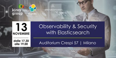 Observability & Security with Elasticsearch
