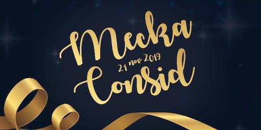Bröllopsfest för Mecka + Consid