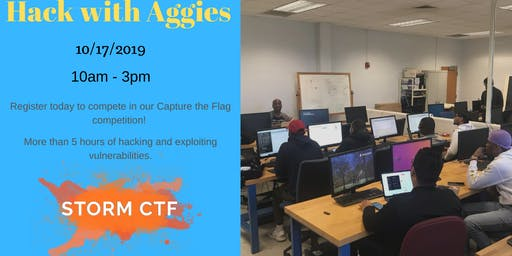 North Carolina A&T Capture the Flag Competition