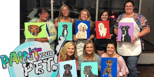 Paint Your Pet @ Brewtop