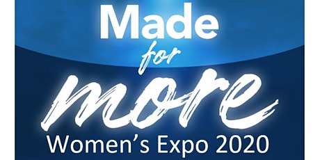 Made For More Vendors and Sponsors (Women's Expo 2 tickets