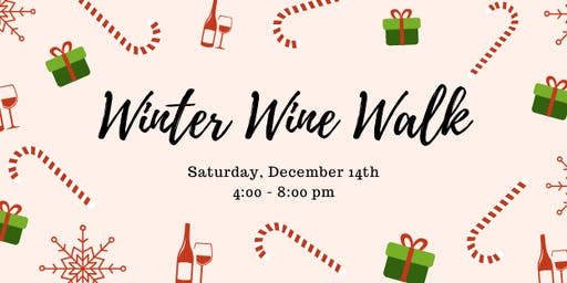 Winter Wine Walk