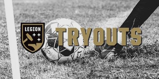 2020 Birmingham Legion FC Tryouts