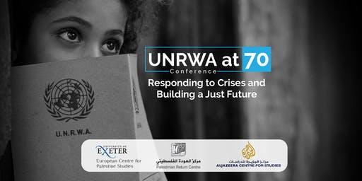 UNRWA at 70: Responding to crises and building a just future