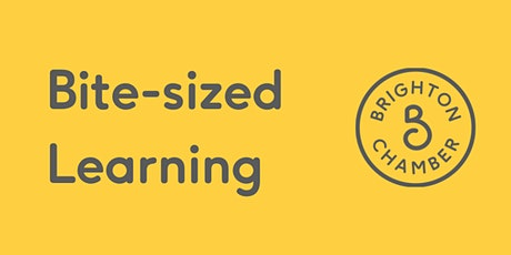 Bite-sized Learning: Business planning made simple! tickets
