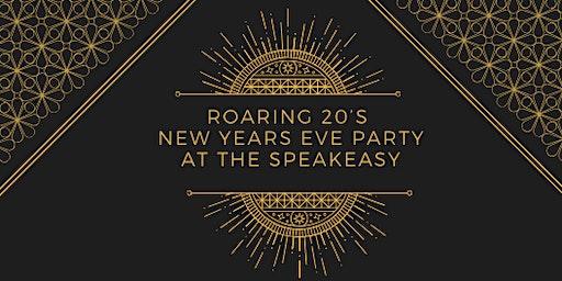NEW YEARS EVE - Roaring Twenties Speakeasy