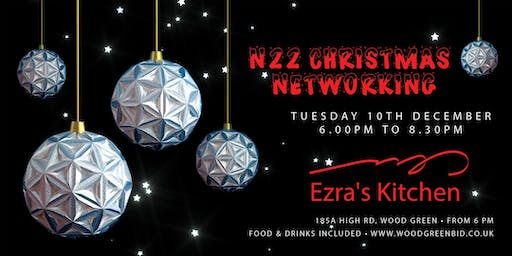 N22 Christmas Networking Event