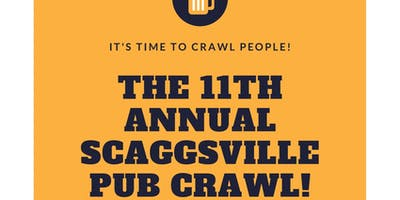11th Annual Scaggsville Pub Crawl