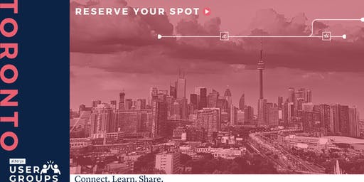 Toronto Alteryx User Group Q4 2019 Meeting