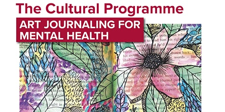 Art Journaling for Positive Mental Health - Sutton Central Library and Wallington Library tickets