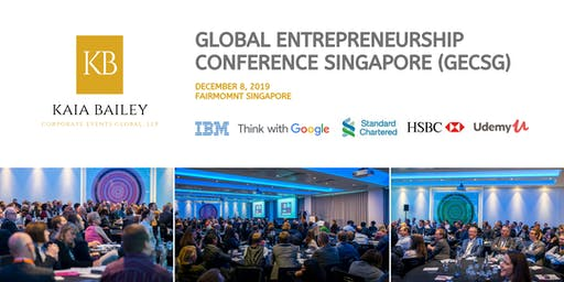 Global Entrepreneurship Conference Singapore (GECSG)