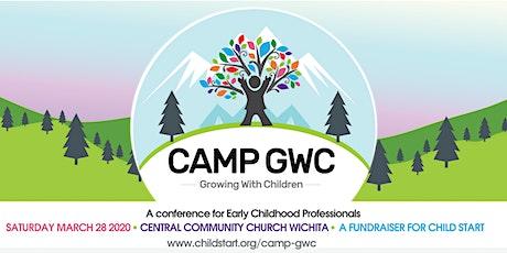 Camp GWC 2020 tickets