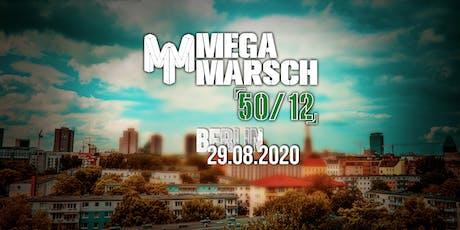 Megamarsch 50/12 Berlin 2020 Tickets