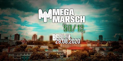 Megamarsch 50/12 Berlin 2020