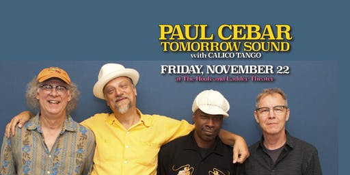 Paul Cebar Tomorrow Sound with Calico Tango