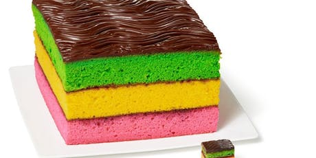 Traditional Italian Rainbow Cookies Class at Soule' Studio tickets