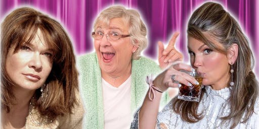 Three Hysterical Broads... off their Medication!