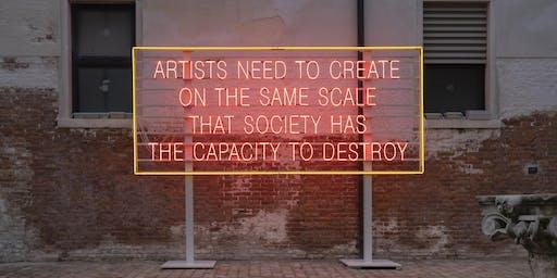 Art, Environment, and Social Change