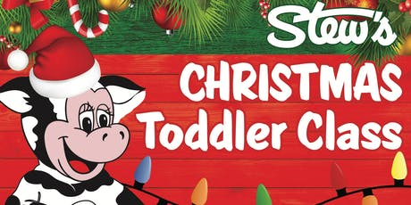 Christmas Lights Cookie Toddler Class tickets