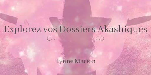 Introduction aux Dossiers Akashiques ♡