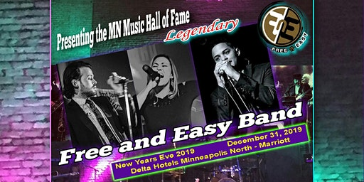 New Years Eve Celebration with Free & Easy Band