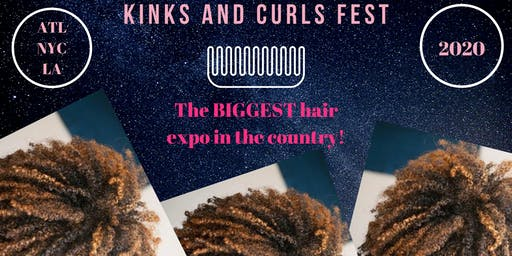 Kinks and Curls FEST- Accepting Vendors!