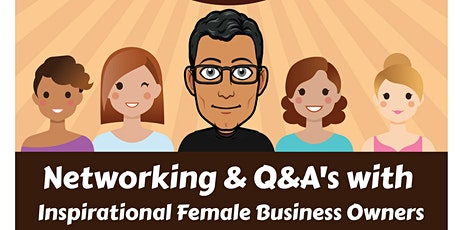 Alex & his Sisters: Networking for Inspirational Women In Business (March) tickets