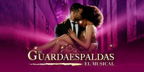 El Guardaespaldas, El Musical en Vigo: Sábado 29/02/2020 a las 21:30 tickets