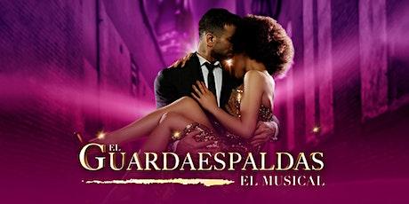 El Guardaespaldas, El Musical en Vigo: Sábado 29/02/2020 a las 18:00 entradas