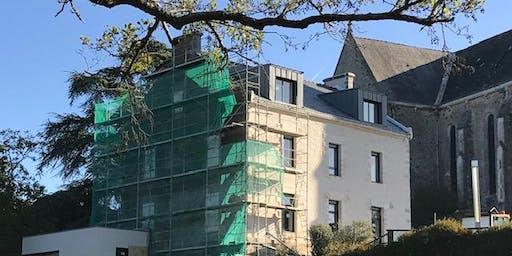 Inauguration de 5 logements adaptés, la Maison des Aînés de Corcoué/Logne