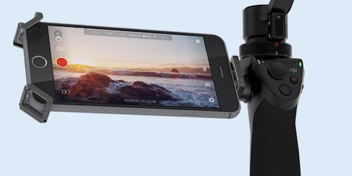 iPhoneTM Video Shooting. November 24 & December 1