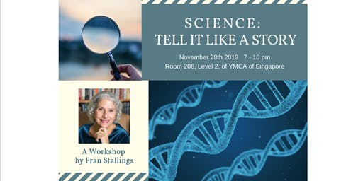 Science: Tell It Like a Story